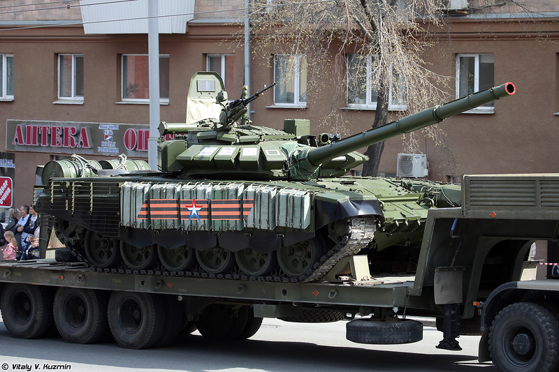 Т-72Б3М / Т-72Б3 образца 2016 г. (T-72B3M / T-72B3 mod. 2016)