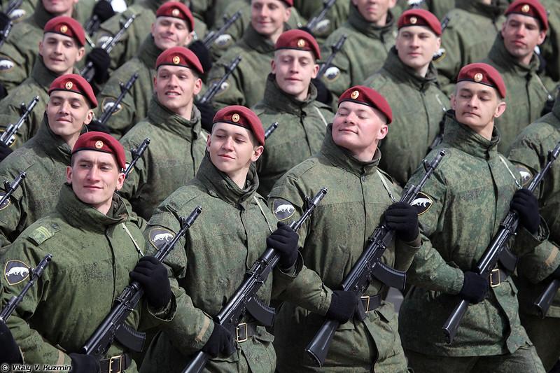 ОДОН (ODON Dzerzhinsky division)