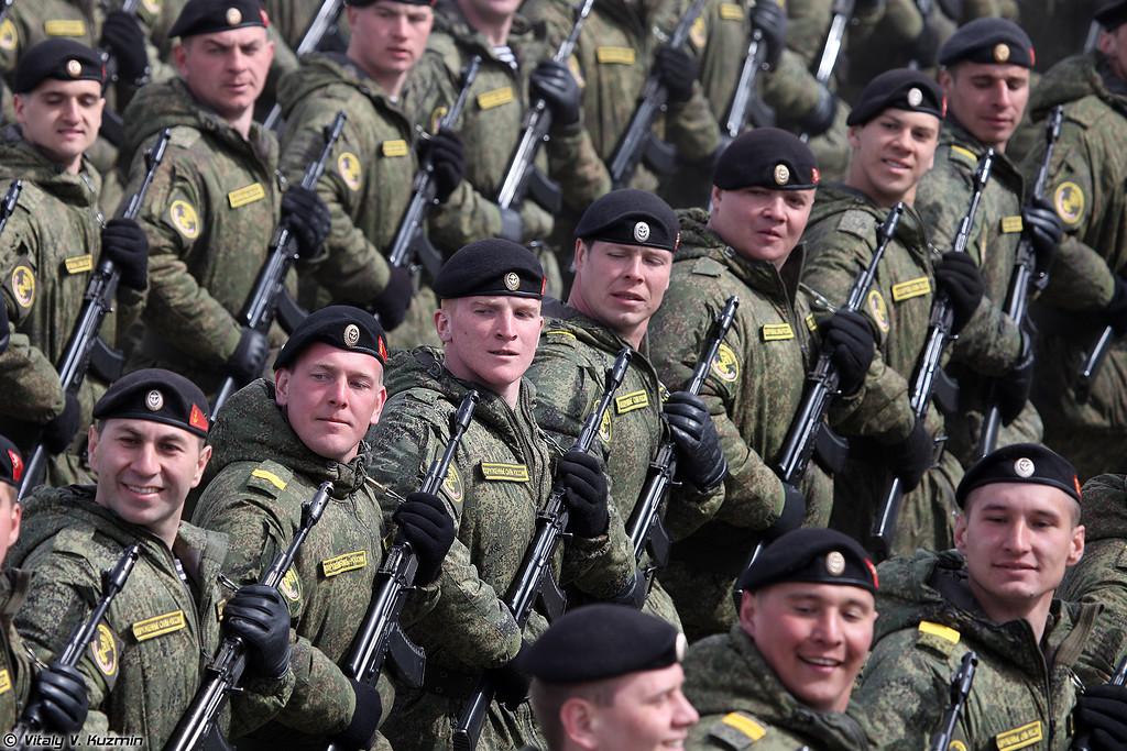 61-я отдельная Киркенесская Краснознамённая бригада морской пехоты (61st Naval Infantry Brigade)