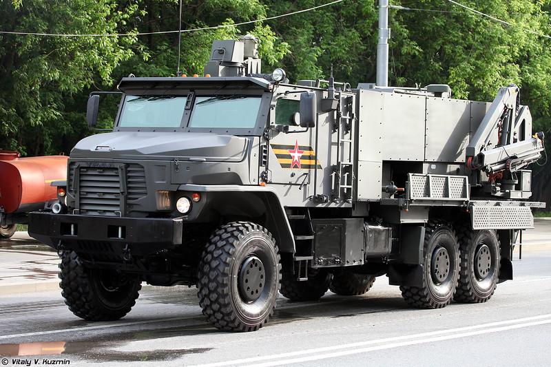 ТОС-2 Тосочка (TOS-2 Tosochka)