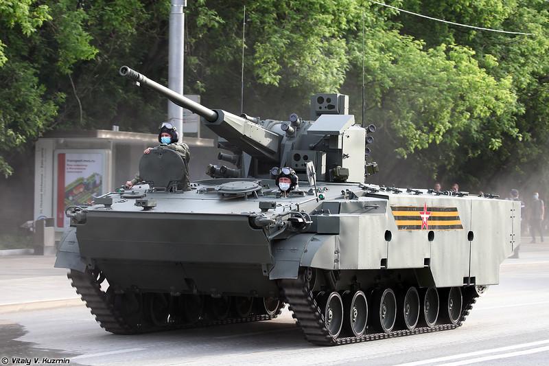 ЗАК 2С38 Деривация-ПВО (2S38 Derivatsiya-PVO)
