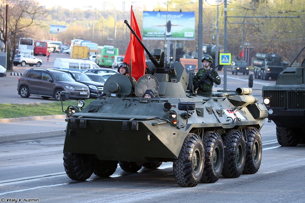 БТР-82А (BTR-82A)