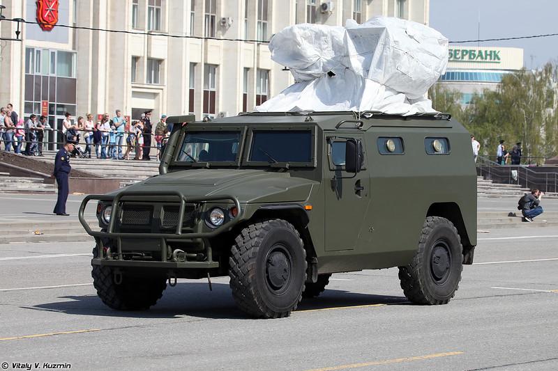 ПТРК Корнет-ЭМ (Kornet-EM ATGM)