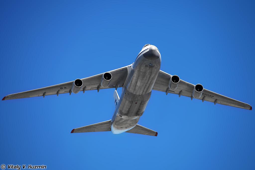 Ан-124 (An-124)