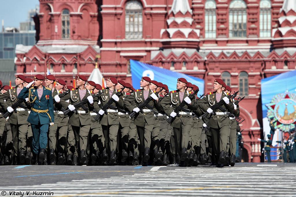 Отдельная дивизия оперативного назначения внутренних войск МВД России (Internal troops Separate Operational Purpose Division)