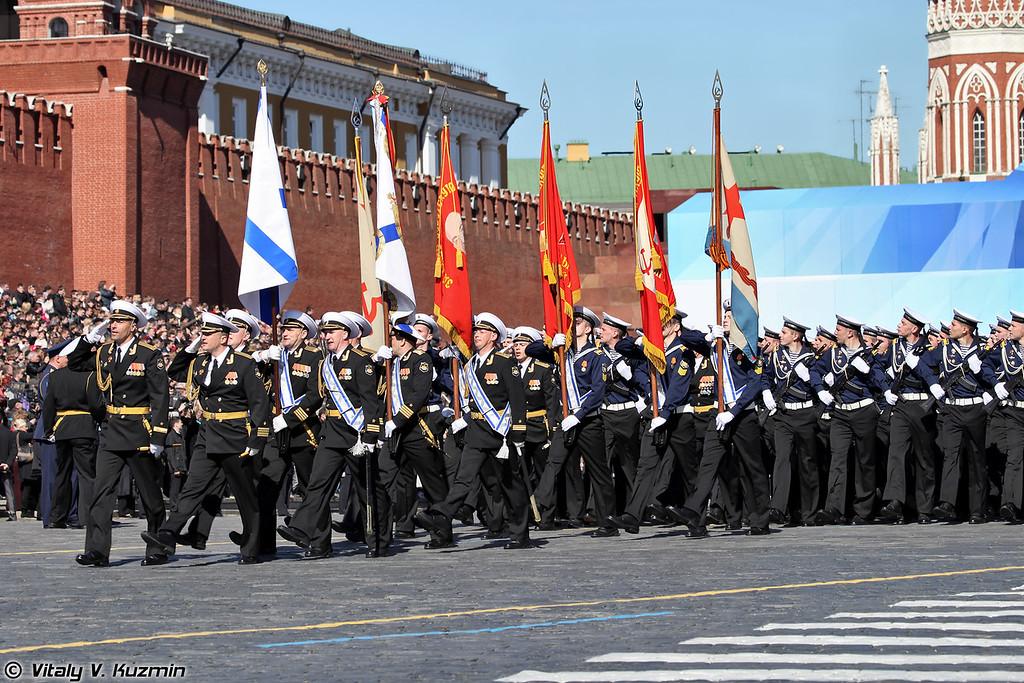 Военный учебно-научный центр Военно-Морского Флота Военно-морская академия (Navy Academy)