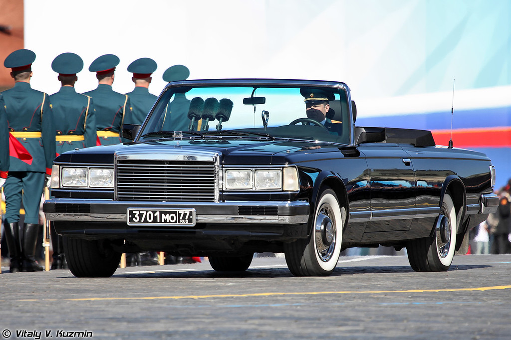 Парадный ЗИЛ (ZIL parade vehicle)