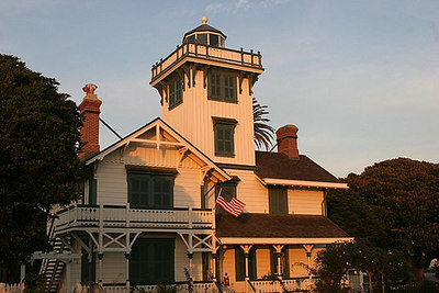 Point Fermin Lighthouse...