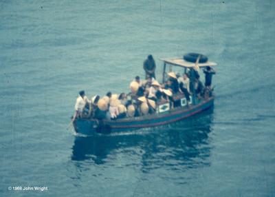 Passenger ferry, Nha Trang