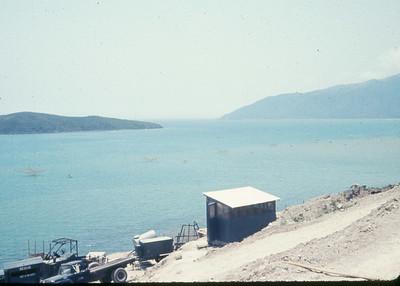 Nha Trang base and harbor