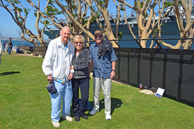 Clem, Lynn & Jeff Walls