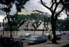 Saigon embassy, three months before it was sieged.