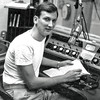 After we reconnected via the internet and enjoyed a nostalgic telephone conversation in March 2012, old friend Hank Harris shared this photo of him at the WGBY-AM control board.