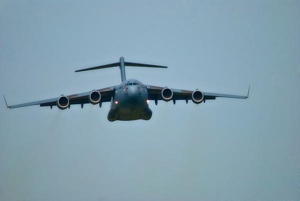 WPAFB C-17 Retirement