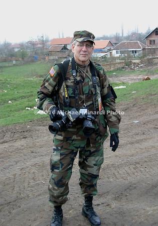 Author SSG MINARDI @ Nova Sella, Kosovo