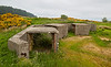 World War II Gun emplacements near  Langbank - 31 May 2018
