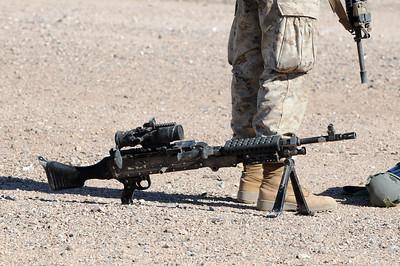 M-60 machine gun 7.62mm