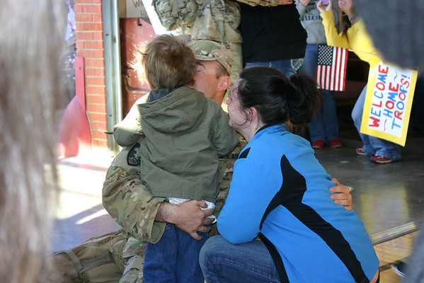 Welcome Home 623rd  Oct. 13