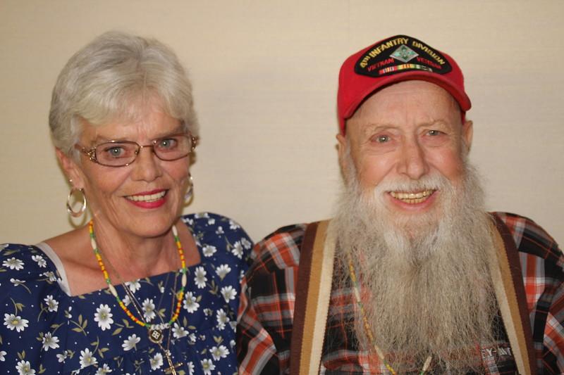 Steve & Paula Walker 67-68 B Co 3rd Battalion 12th Infantry