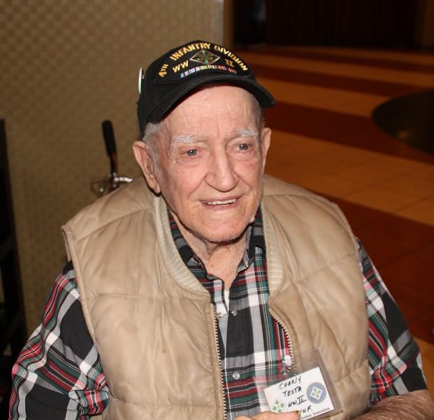 Charlie Testa WWII 22nd Battalion
