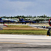 Blue Angels taking off