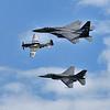 F-15 Eagle, P-51 Mustang, Mako
