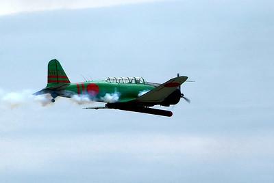 Japanese Torpedo bomber