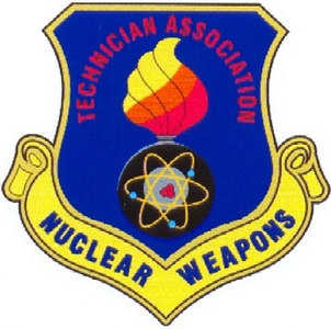 Air Force Nuclear Weapons Technician Association emblem http://www.usafnukes.com If you served in the AF as a 463-AFSC check out this organization dedicated to those who maintained America's nuclear weapons in the Air Force.