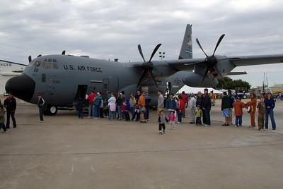 C-130 Hercules Hurricane Hunter