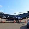 Military Aircraft at Gillespie Air Field, El Cajon, CA