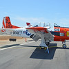 T-28 Trainer from USS Lexington VT-5