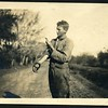 Unidentified Soldier with a Snake (06215