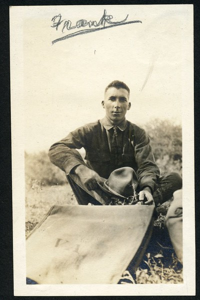 Lynchburg Home Guard Solder, Frank (06236)