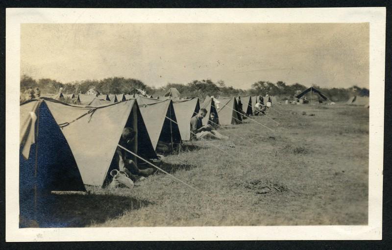 Lynchburg Home Guard in Camp (06276)