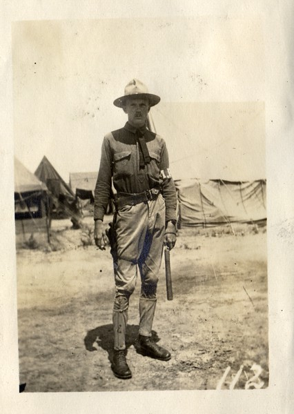 An Unidentified Lynchburg Musketeer MP (03440)