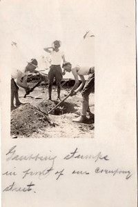 Digging With Shovels (00710)