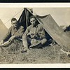 Unidentified Lynchburg Home Guard Soldiers in Tent (06262)