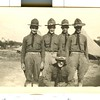 Group of Lynchburg Musketeers in Texas (03204)