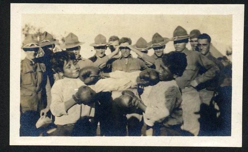 Lynchburg Home Guard Boxing Lessons II (06253)