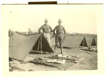 Lynchburg Musketeers in Texas (032336)