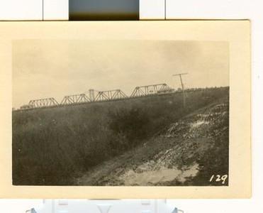 Bridge at the Mexican Border in Texas (03203)