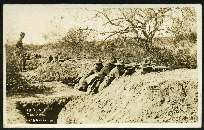In the Trenches/Virginia Infantry (06203)