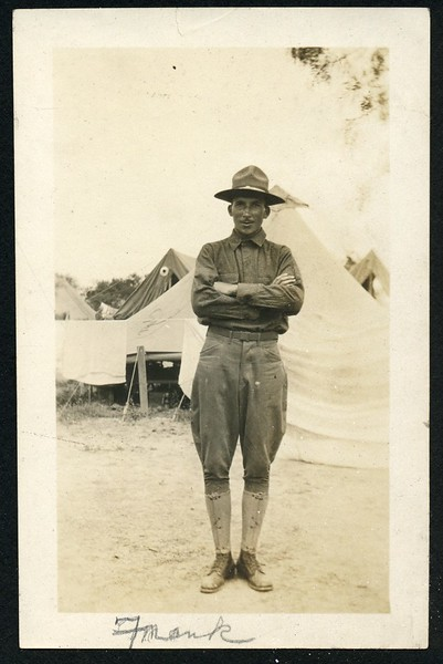 Lynchburg Home Guard Soldier, Frank (06232)