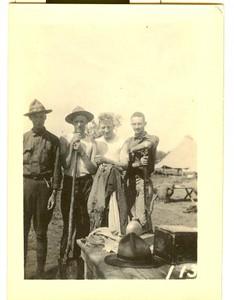Lynchburg Musketeers in Texas (03215)
