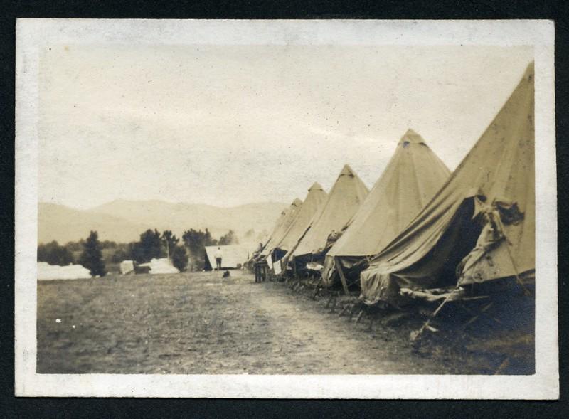 Lynchburg Home Guard's Alabama Camp Site (06296)