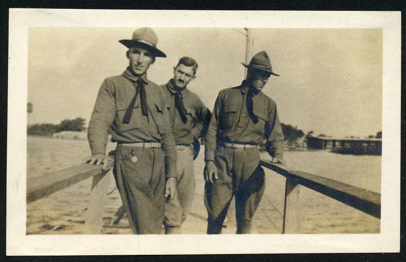 Lynchburg Home Guard On the Dock (06255)