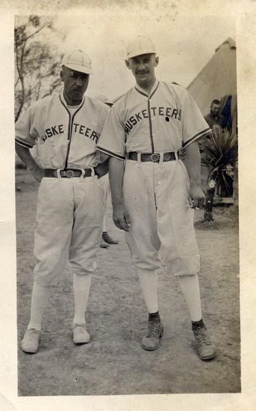 Musketeer Baseball Team (03404)