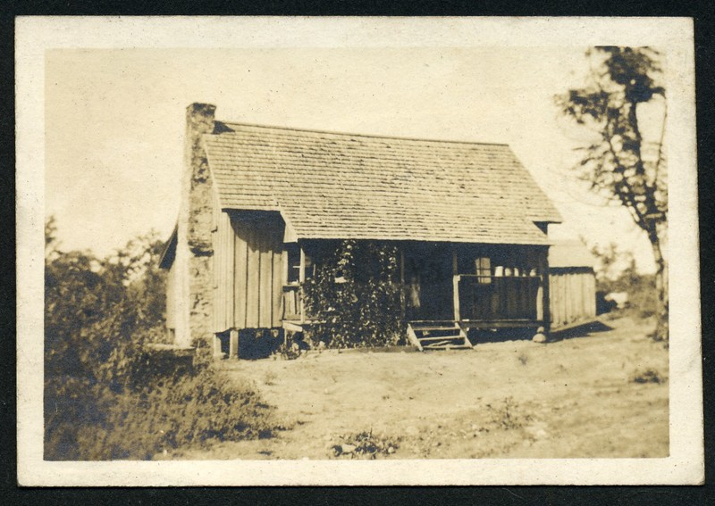 Lynchburg Home Guard in Alabama and a Dwelling (06293)
