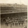 Band Playing for Troops at Kemper Street Station (03403)