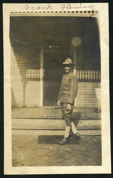 Lynchburg Home Guard in Alabama and Frank Fleming (06300)